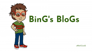 Bing's Blogs