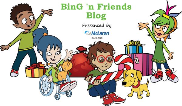 BinG 'n Friends Blog